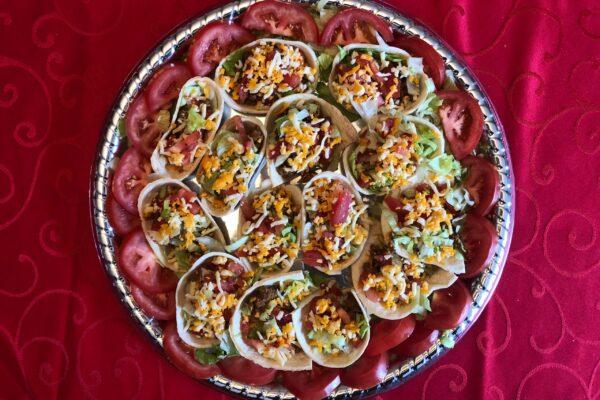 Bouchées tacos